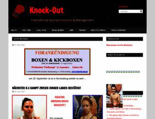 knock-out.at screenshot