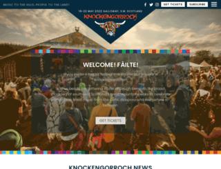 knockengorroch.org.uk screenshot