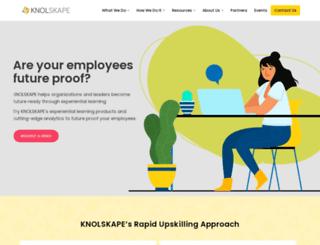 knolskape.com screenshot