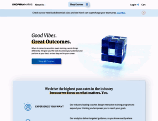 knopman.com screenshot