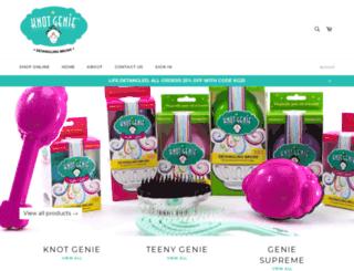 knotgenie.com screenshot