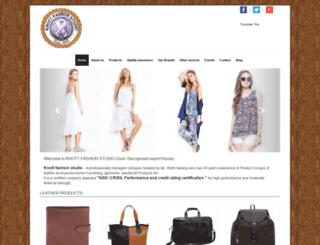 knottindia.com screenshot