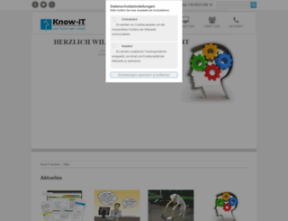 know-it-solutions.de screenshot