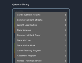 knowledge.qatarcardio.org screenshot
