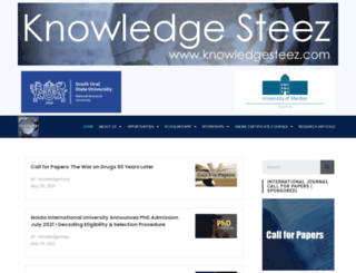 knowledgesteez.com screenshot