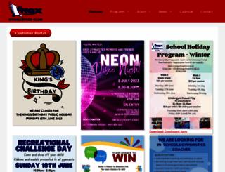 knoxgymnastics.org.au screenshot