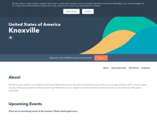 knoxville.hubspotusergroups.com screenshot