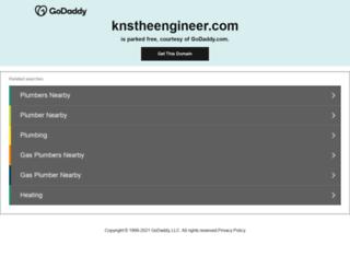 knstheengineer.com screenshot