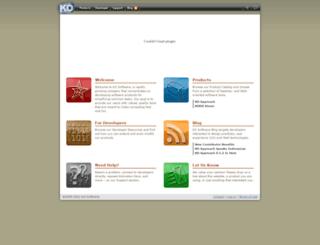 ko-sw.com screenshot