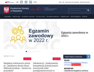 ko.rzeszow.pl screenshot