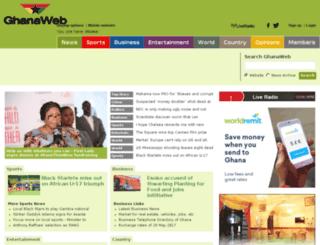 koalahampers.ghanaweb.com screenshot