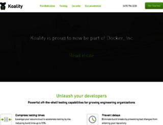 koalitycode.com screenshot