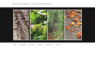 koatconsulting.com screenshot