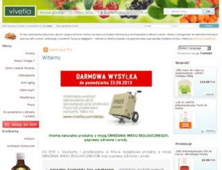 kobietka.vivetia.com screenshot