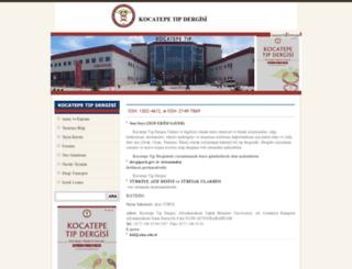 kocatepetipdergisi.aku.edu.tr screenshot