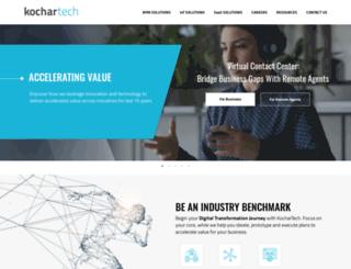kochartech.com screenshot