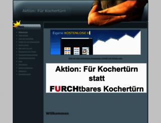 kochertuern.npage.de screenshot