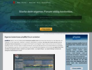 kochundbackcliqe.phpbb8.de screenshot