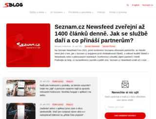 kocky.sblog.cz screenshot