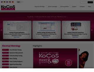 kocos.com screenshot