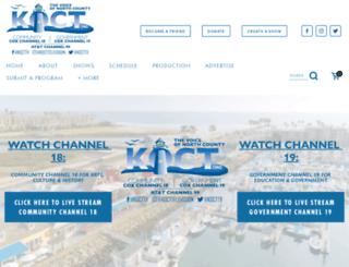 koct.org screenshot