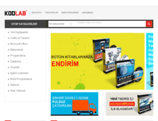 kodlab.az screenshot