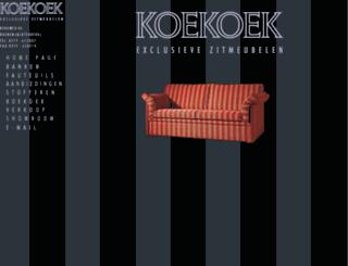 koekoek.nl screenshot