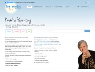 koemba.com screenshot