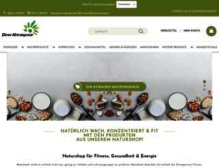 koffein-produkte.com screenshot
