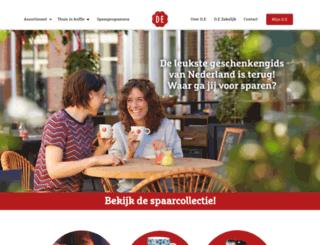 koffieenkado.nl screenshot