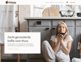 koffieofthee.net screenshot