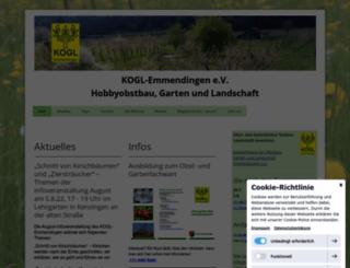 kogl-emmendingen.de screenshot