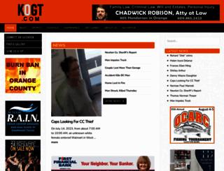 kogt.com screenshot