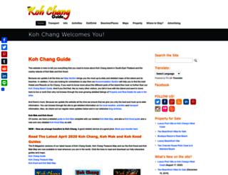 koh-chang-guide.com screenshot