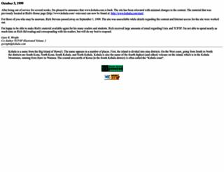 kohala.com screenshot
