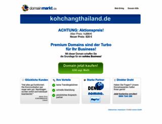 kohchangthailand.de screenshot