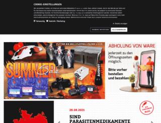 koi-outlet.de screenshot