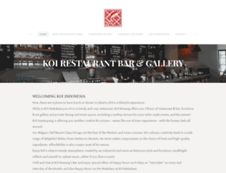 koiindonesia.com screenshot