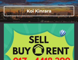 koikinrara.com screenshot