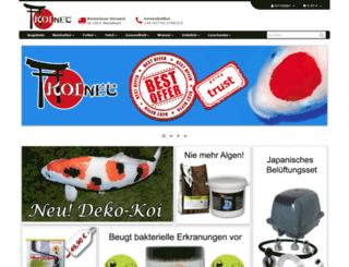koinetshop.de screenshot
