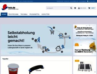 kois.de screenshot