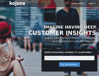 kojuna.com screenshot