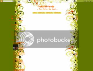 kokoaandfriends.blogspot.com screenshot