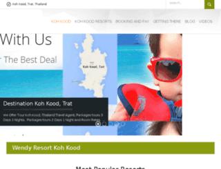 kokood.com screenshot