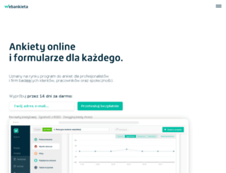 kokos.badanie.net screenshot