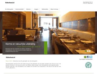 kokosparket.nl screenshot