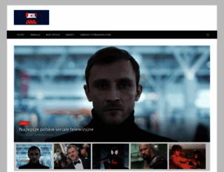 kolekcjafilmowa.pl screenshot