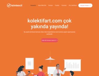 kolektifart.com screenshot
