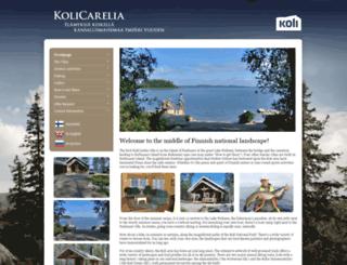 kolicarelia.fi screenshot