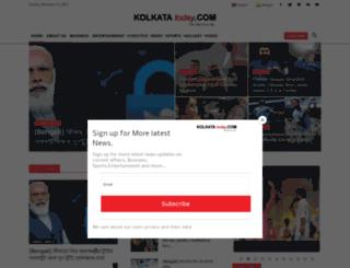 kolkatatoday.com screenshot